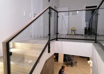 Перила лофт для лестниц