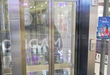 Облицовка лифтовых порталов нержавеющей сталью