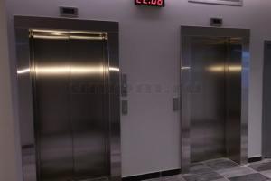 Облицовка лифтовых порталов из нержавеющей стали