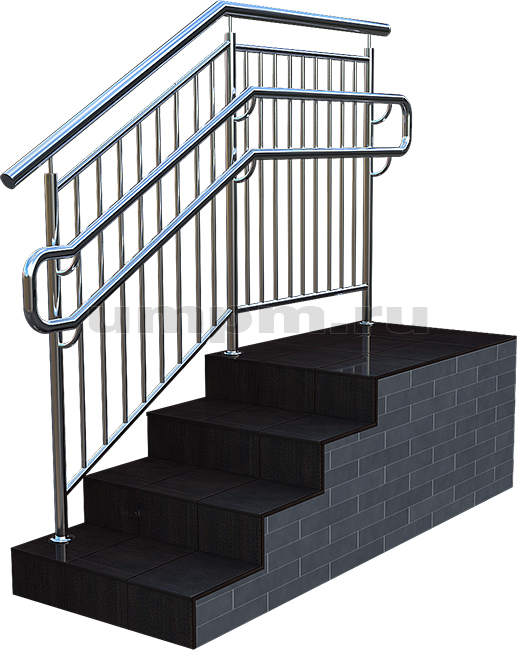 Детское ограждение для лестниц