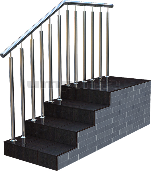 Перила для лестницы цена