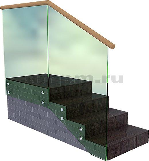 Цена стеклянных ограждений