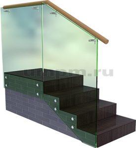 Ограждения из стекла купить